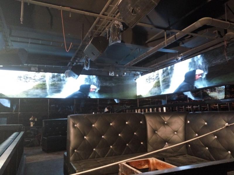 习水苏荷酒吧P5全彩共计43平米