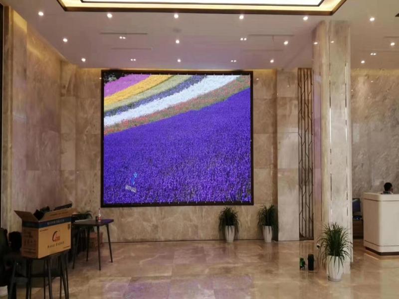 渝北区某售楼部室内2.5 15平米